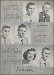 Page 16, 1954 Edition, North Arlington High School - Chrysalis Yearbook (North Arlington, NJ) online yearbook collection