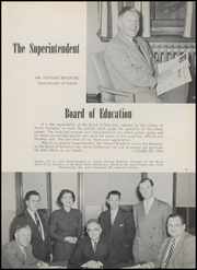 Page 7, 1954 Edition, North Arlington High School - Chrysalis Yearbook (North Arlington, NJ) online yearbook collection