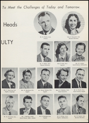 Page 11, 1956 Edition, North Arlington High School - Chrysalis Yearbook (North Arlington, NJ) online yearbook collection