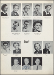 Page 12, 1956 Edition, North Arlington High School - Chrysalis Yearbook (North Arlington, NJ) online yearbook collection