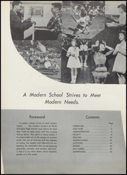 Page 5, 1956 Edition, North Arlington High School - Chrysalis Yearbook (North Arlington, NJ) online yearbook collection