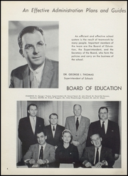 Page 8, 1956 Edition, North Arlington High School - Chrysalis Yearbook (North Arlington, NJ) online yearbook collection