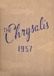 1957 Edition, North Arlington High School - Chrysalis Yearbook (North Arlington, NJ)