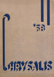 1958 Edition, North Arlington High School - Chrysalis Yearbook (North Arlington, NJ)