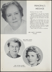 Page 12, 1959 Edition, North Arlington High School - Chrysalis Yearbook (North Arlington, NJ) online yearbook collection
