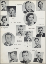 Page 14, 1959 Edition, North Arlington High School - Chrysalis Yearbook (North Arlington, NJ) online yearbook collection