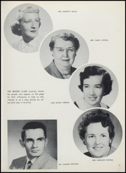 Page 9, 1959 Edition, North Arlington High School - Chrysalis Yearbook (North Arlington, NJ) online yearbook collection