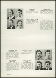Page 10, 1942 Edition, Bogota High School - Purple B Yearbook (Bogota, NJ) online yearbook collection
