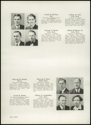 Page 12, 1942 Edition, Bogota High School - Purple B Yearbook (Bogota, NJ) online yearbook collection