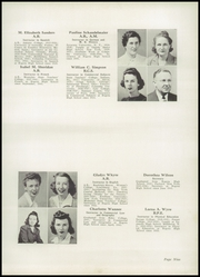 Page 13, 1942 Edition, Bogota High School - Purple B Yearbook (Bogota, NJ) online yearbook collection