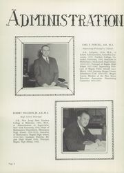 Page 10, 1945 Edition, Bogota High School - Purple B Yearbook (Bogota, NJ) online yearbook collection