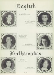 Page 11, 1945 Edition, Bogota High School - Purple B Yearbook (Bogota, NJ) online yearbook collection