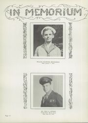 Page 16, 1945 Edition, Bogota High School - Purple B Yearbook (Bogota, NJ) online yearbook collection
