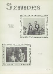 Page 17, 1945 Edition, Bogota High School - Purple B Yearbook (Bogota, NJ) online yearbook collection