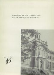 Page 7, 1945 Edition, Bogota High School - Purple B Yearbook (Bogota, NJ) online yearbook collection