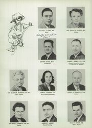 Page 10, 1947 Edition, Bogota High School - Purple B Yearbook (Bogota, NJ) online yearbook collection