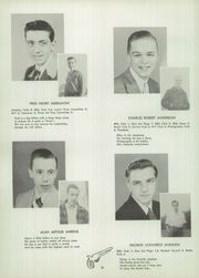 Page 14, 1947 Edition, Bogota High School - Purple B Yearbook (Bogota, NJ) online yearbook collection