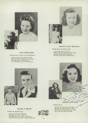 Page 15, 1947 Edition, Bogota High School - Purple B Yearbook (Bogota, NJ) online yearbook collection