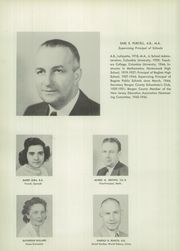 Page 8, 1947 Edition, Bogota High School - Purple B Yearbook (Bogota, NJ) online yearbook collection