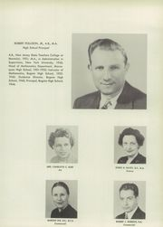 Page 9, 1947 Edition, Bogota High School - Purple B Yearbook (Bogota, NJ) online yearbook collection