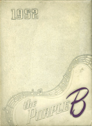 Page 1, 1952 Edition, Bogota High School - Purple B Yearbook (Bogota, NJ) online yearbook collection
