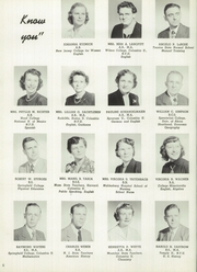 Page 10, 1952 Edition, Bogota High School - Purple B Yearbook (Bogota, NJ) online yearbook collection