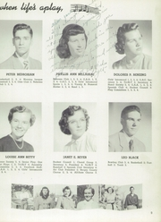 Page 13, 1952 Edition, Bogota High School - Purple B Yearbook (Bogota, NJ) online yearbook collection