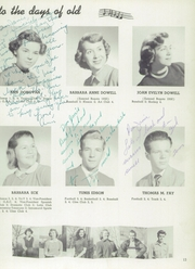 Page 17, 1952 Edition, Bogota High School - Purple B Yearbook (Bogota, NJ) online yearbook collection