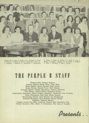 Page 4, 1952 Edition, Bogota High School - Purple B Yearbook (Bogota, NJ) online yearbook collection