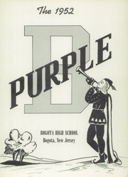 Page 5, 1952 Edition, Bogota High School - Purple B Yearbook (Bogota, NJ) online yearbook collection