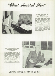 Page 8, 1952 Edition, Bogota High School - Purple B Yearbook (Bogota, NJ) online yearbook collection