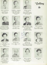 Page 9, 1952 Edition, Bogota High School - Purple B Yearbook (Bogota, NJ) online yearbook collection