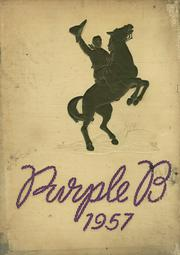 Page 1, 1957 Edition, Bogota High School - Purple B Yearbook (Bogota, NJ) online yearbook collection