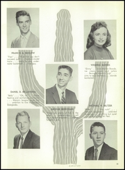 Page 15, 1957 Edition, Bogota High School - Purple B Yearbook (Bogota, NJ) online yearbook collection