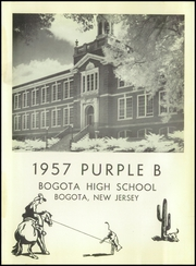Page 5, 1957 Edition, Bogota High School - Purple B Yearbook (Bogota, NJ) online yearbook collection