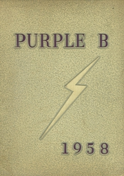 Page 1, 1958 Edition, Bogota High School - Purple B Yearbook (Bogota, NJ) online yearbook collection