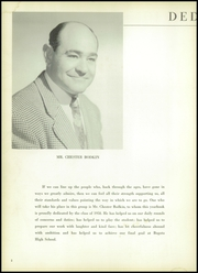 Page 6, 1958 Edition, Bogota High School - Purple B Yearbook (Bogota, NJ) online yearbook collection