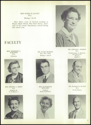 Page 9, 1958 Edition, Bogota High School - Purple B Yearbook (Bogota, NJ) online yearbook collection