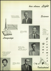 Page 16, 1959 Edition, Riverside High School - Torch Yearbook (Riverside, NJ) online yearbook collection