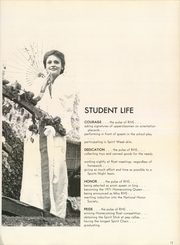 Page 15, 1972 Edition, Riverside High School - Torch Yearbook (Riverside, NJ) online yearbook collection