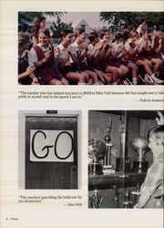 Page 10, 1974 Edition, Riverside High School - Torch Yearbook (Riverside, NJ) online yearbook collection