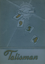 Page 1, 1954 Edition, Pitman High School - Talisman Yearbook (Pitman, NJ) online yearbook collection