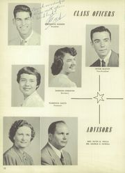 Page 16, 1954 Edition, Pitman High School - Talisman Yearbook (Pitman, NJ) online yearbook collection