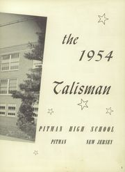 Page 7, 1954 Edition, Pitman High School - Talisman Yearbook (Pitman, NJ) online yearbook collection
