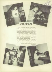 Page 8, 1954 Edition, Pitman High School - Talisman Yearbook (Pitman, NJ) online yearbook collection