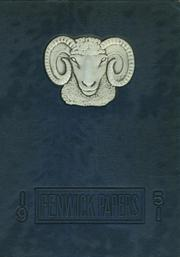 Page 1, 1951 Edition, Salem High School - Fenwick Papers Yearbook (Salem, NJ) online yearbook collection