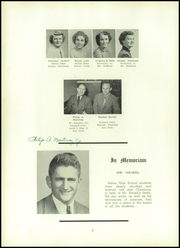 Page 10, 1951 Edition, Salem High School - Fenwick Papers Yearbook (Salem, NJ) online yearbook collection