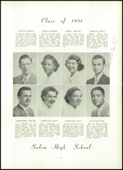 Page 15, 1951 Edition, Salem High School - Fenwick Papers Yearbook (Salem, NJ) online yearbook collection