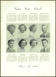 Page 16, 1951 Edition, Salem High School - Fenwick Papers Yearbook (Salem, NJ) online yearbook collection