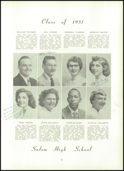 Page 17, 1951 Edition, Salem High School - Fenwick Papers Yearbook (Salem, NJ) online yearbook collection